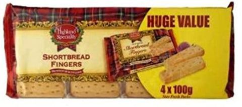Campbell's Highland Specialty Shortbread Fingers