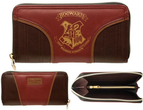 Harry Potter Hogwarts Team Quidditch Wallet