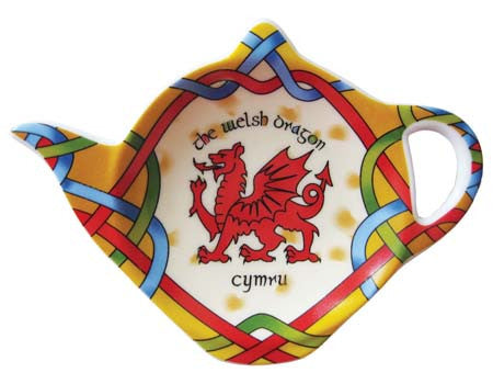 Welsh Teabag Holder