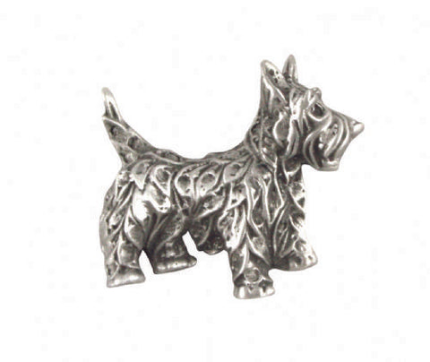Yorkshire Terrier Lapel Pin