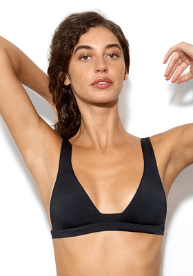 Bermuda Square: The Modern Square Triangle Bikini Top