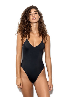 Cannes: The Scoop Back One Piece
