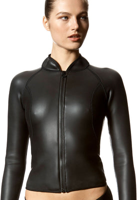 Diver: The Neoprene Jacket