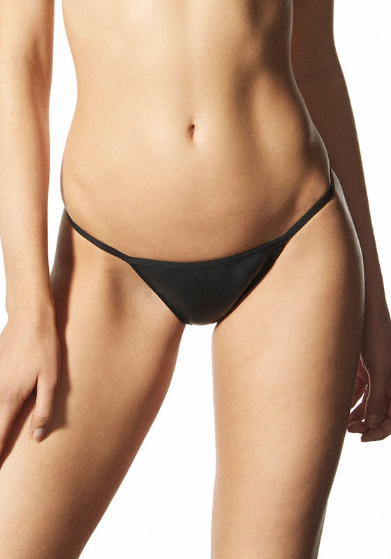 Dreamweaver: The Neoprene String Bikini Bottom