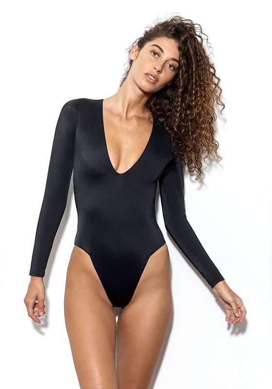 Genesis Square: The Modern Square Long Sleeve One Piece
