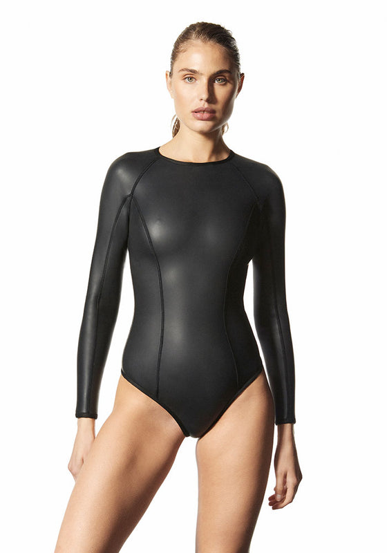 Nymph: The Long Sleeve Spring Surf Suit
