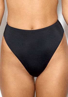 Rouge: The Modern High-Waisted Bikini Bottom