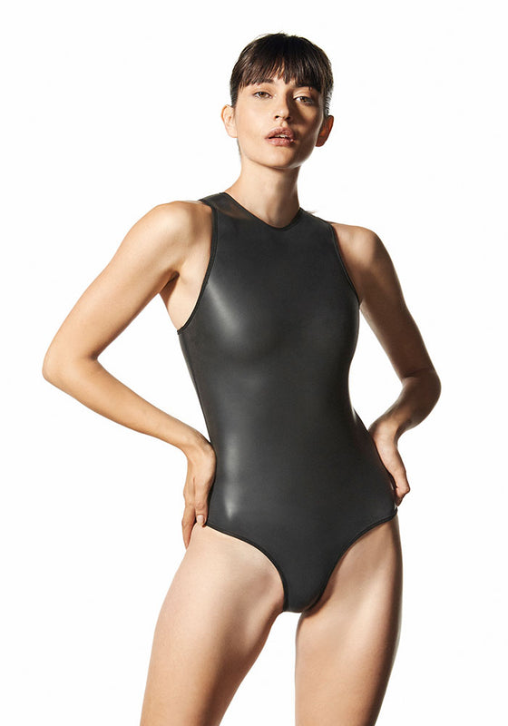 She Wolf: The Sleeveless Surf Suit