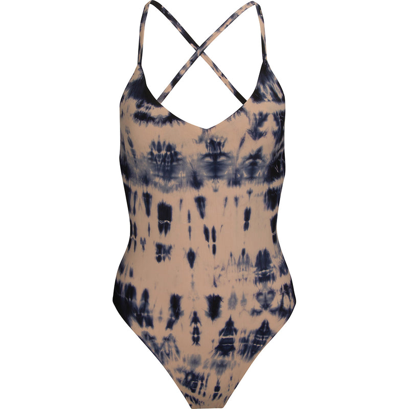 Tie Dye Darkstar: The Strappy One Piece