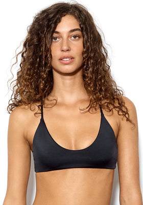 Wylder: The Scoop Neck Bikini Top