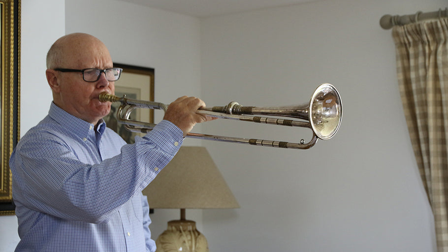 "New Offering: ""Trumpeter's Tunes, Fanfares, and Flourishes"" by Crispian Steele-Perkins"