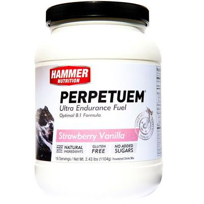 Perpetuem Sports Drink 16 Servings Strawberry Vanilla