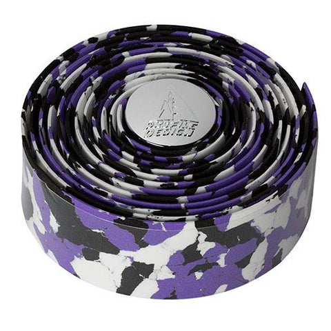 Cork Wrap Tape Purple Black White