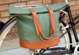 Eleanor Bag On Bike