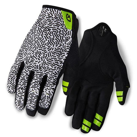 DND Glove Squiggle Black