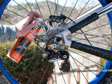 Citrus Bike Chain Degreaser LifeStyle