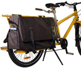 Go Getter Bag on Bike