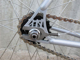 All City Track Cog Chromo On Bike