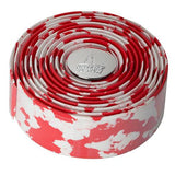 Cork Wrap Tape White Red