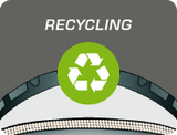 Recycled Material Is Used In The Protection Layer