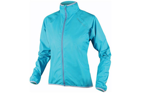 Women Xtract Jacket Ultramarine Front