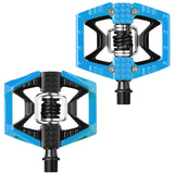 Double Shot Pedals BlueBlackBlack