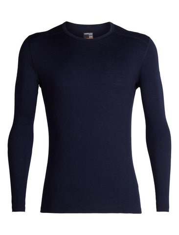Men's Oasis Long Sleeve Crewe Neck
