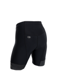 Women's Evolution Zap Short Black Back