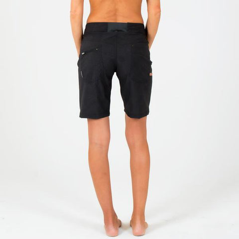 Denim Skinny Americano Short