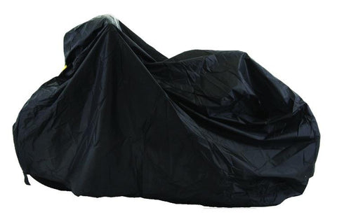 49N Deluxe Bike Cover Black