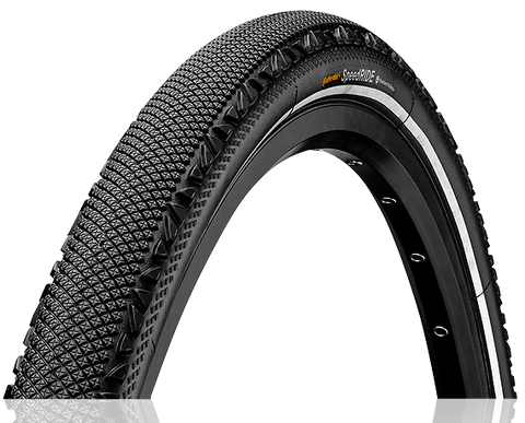 Continental Speed Ride Tire Profile