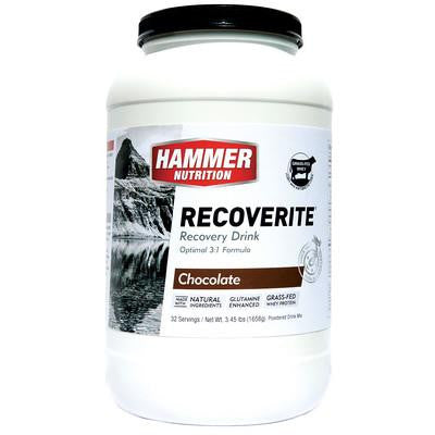 Recoverite Sports Drink 32 Servings Chocolate