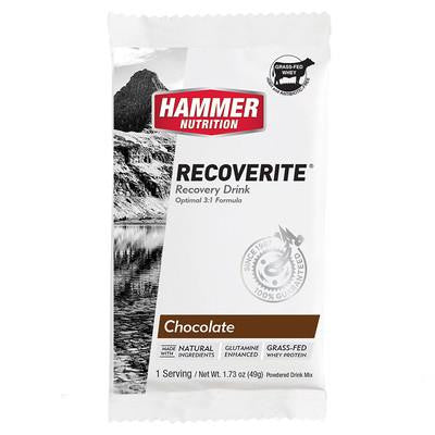 Recoverite Sports Drink Single Servings Chocolate