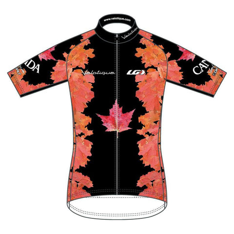 Retro Maple Leaf Women's Jersey