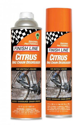 Citrus Bike Chain Degreaser