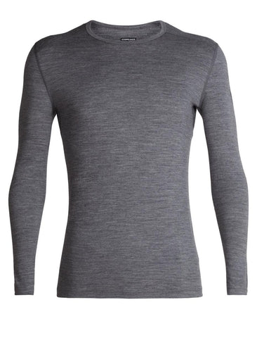 Icebreaker Oasis Long Sleeved Crew Largo