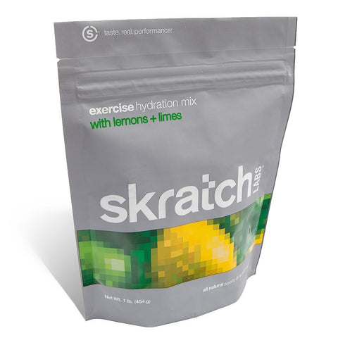 Exercise Hydration Mix 1LB Lemon Lime