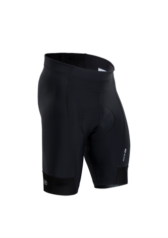 Men Evolution Short Black Front