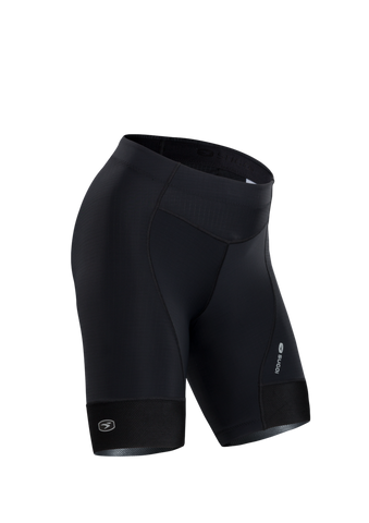 Women Evolution Short Black Front
