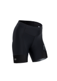 Women Evolution Shortie Black Front