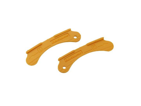 Brake Pad Tuner Pair Yellow