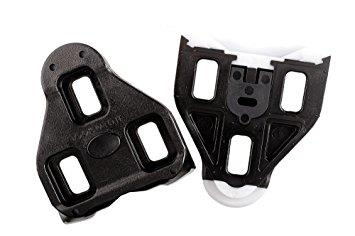Delta Cleats Pair Black