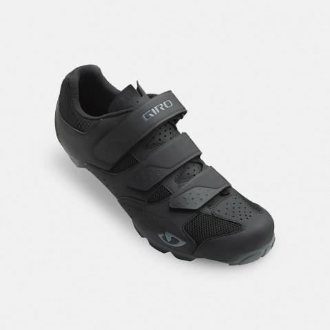 Carbide RII Bike Shoes BlackCharcoal Front