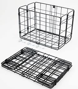 582 Rear Folding Basket