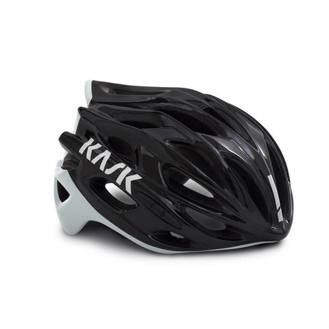 Kask Mojito X Helmet black and white