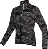 Endura Women's Lumijak Shell II cycling jacket black front