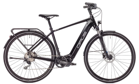 Opus WKND LRTi e-bike black side view