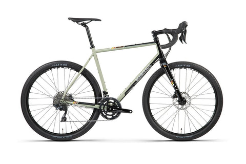 Bombtrack Audax 2021 Glossy Sage Green Side View