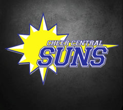 Cheer Central Suns