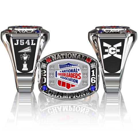 East Celebrity Elite NCA Champion Ring